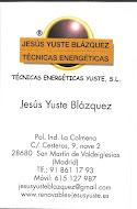 JESÚS YUSTE ELECTRICIDAD