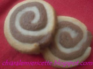 biscotti spirale