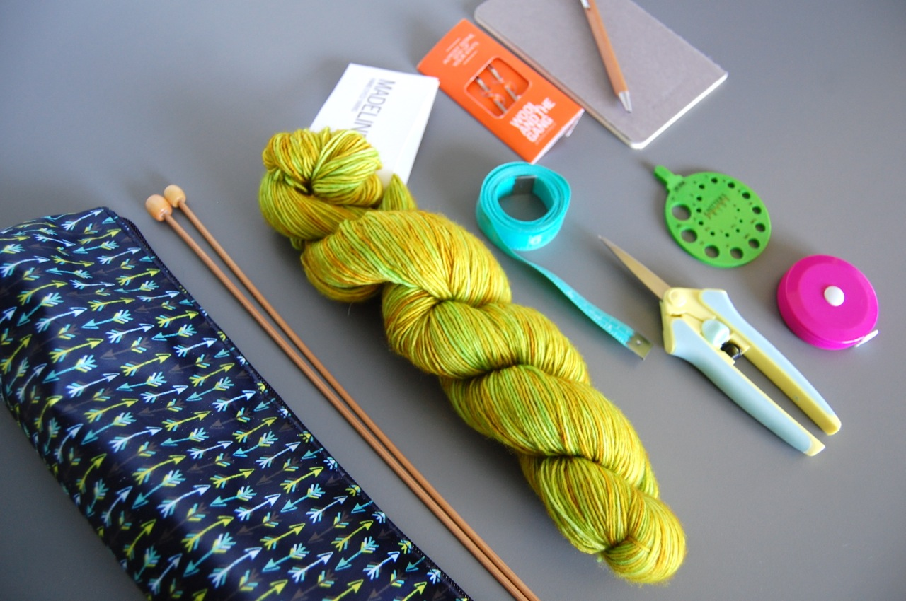 Organizing Knitting Supplies : Hey jen renee organize your knitting supplies with