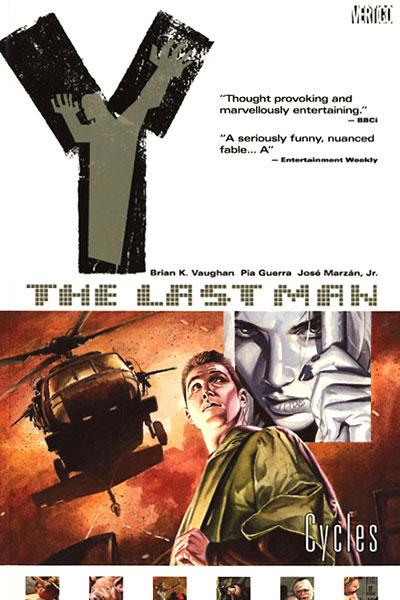 Y: The Last Man  Vol 2: Cycles