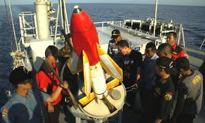 Rudal Sea Cat Turut Andil Dalam Latihan Operasi Jala Perkasa