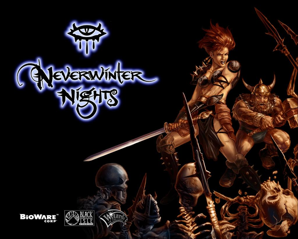 Neverwinter Nights HD & Widescreen Wallpaper 0.553026022599066