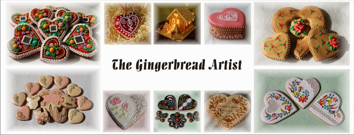 The Gingerbread Artist