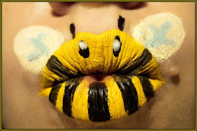 Awesome Lip Art Seen On www.coolpicturegallery.us