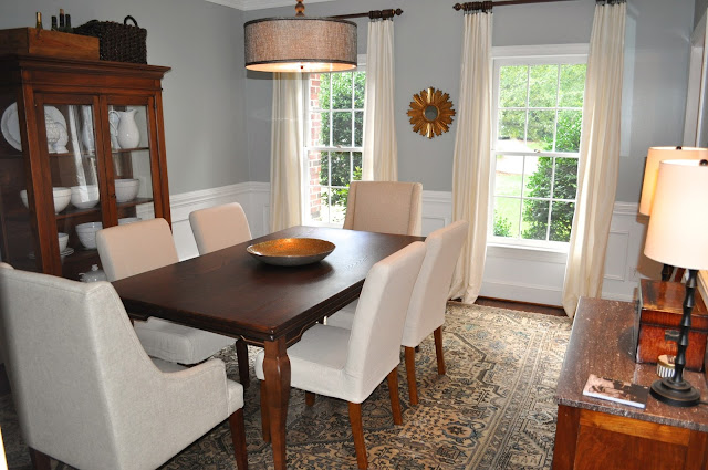 The Collected Interior: Dining Room Makeover Finally ...