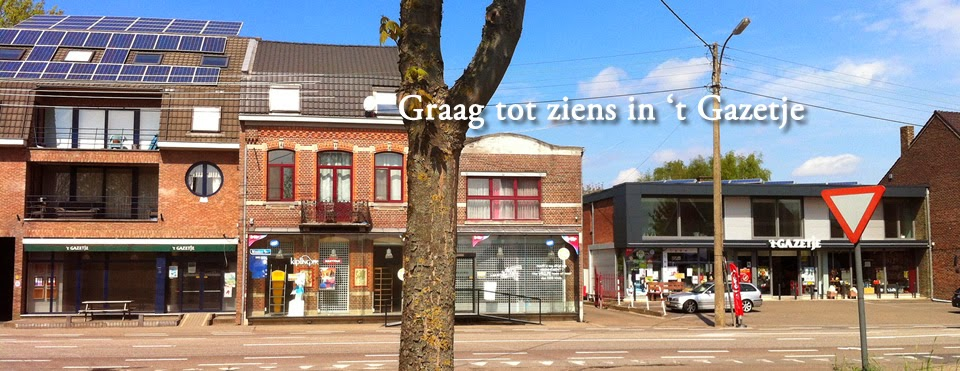Het Gazetje | Coenegrachts Guido & Godelieve | Maastrichtersteenweg | 3770 Vroenhoven (Riemst)