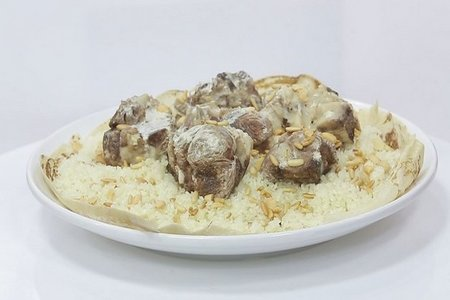 The Mansaf is considered the most famous meal in Jordan and Palestine Delicious mansaf recipe