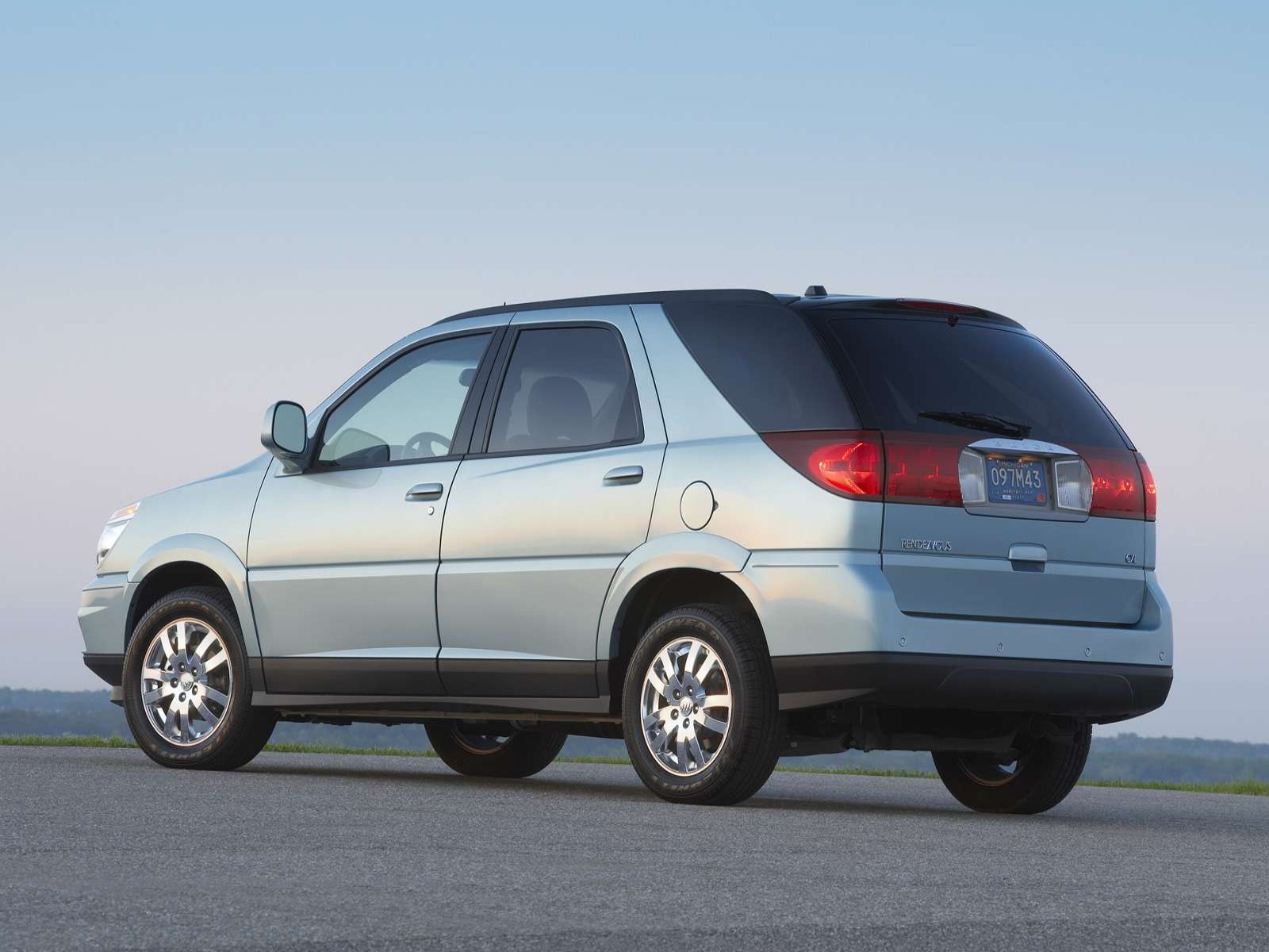 car pictures buick rendezvous cxl 2006. Cars Review. Best American Auto & Cars Review