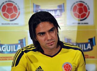 Falcao le pone picante al partido contra Argentina