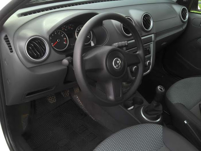 Volkswagen Gol G5 2011 1.0 Trend - interior