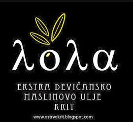 MASLINOVO ULJE  - KRIT