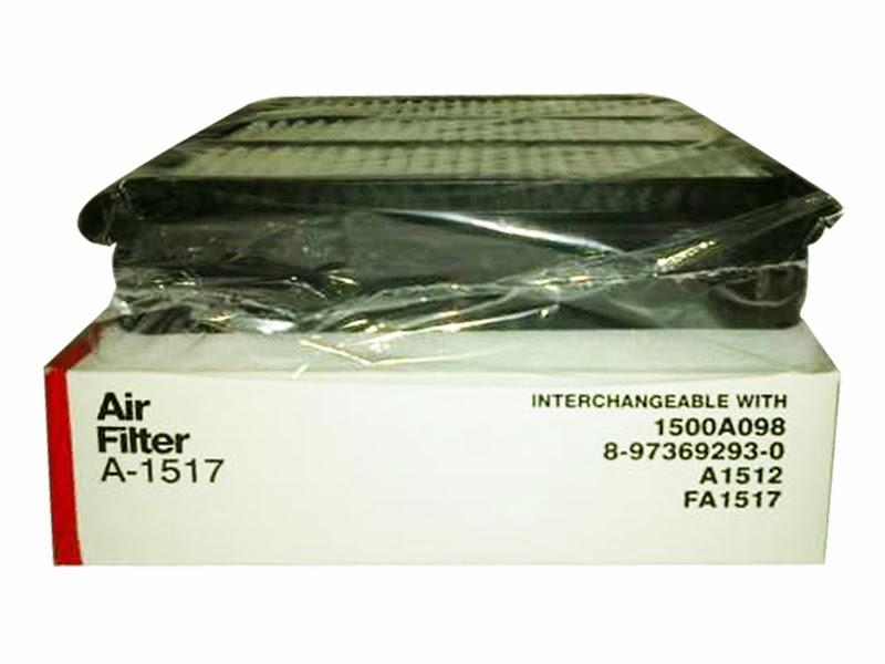 Filter Udara Pajero Sport, L200 Strada Triton GLS Exceed & GLX