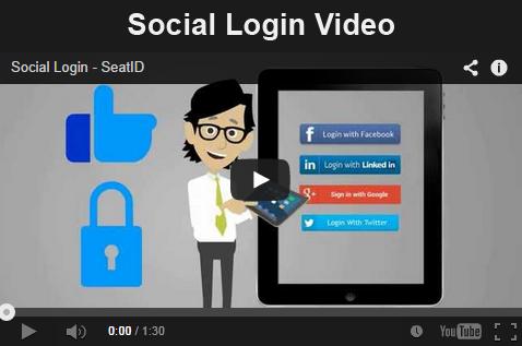 [VIDEO] Social Login