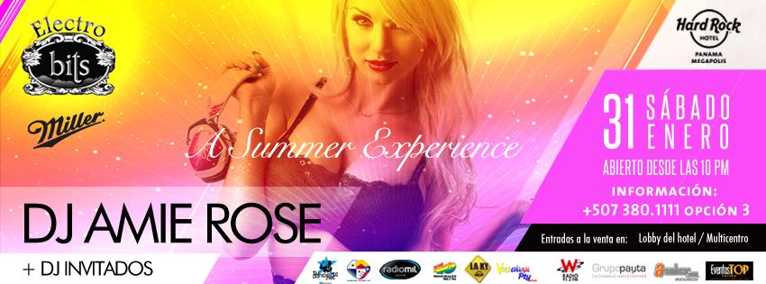 Summer Experience - Hard ROck.