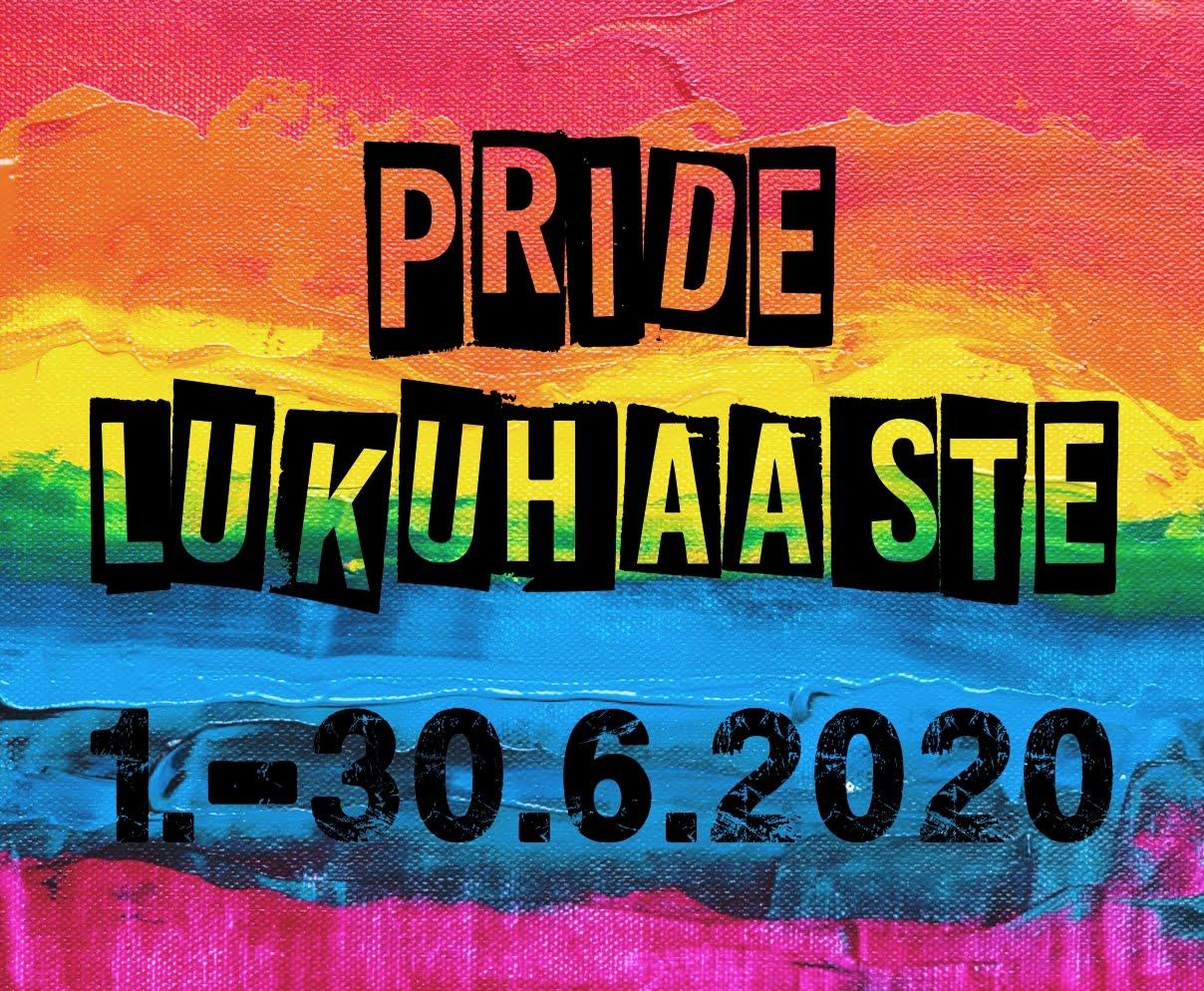 Pride-lukuhaaste