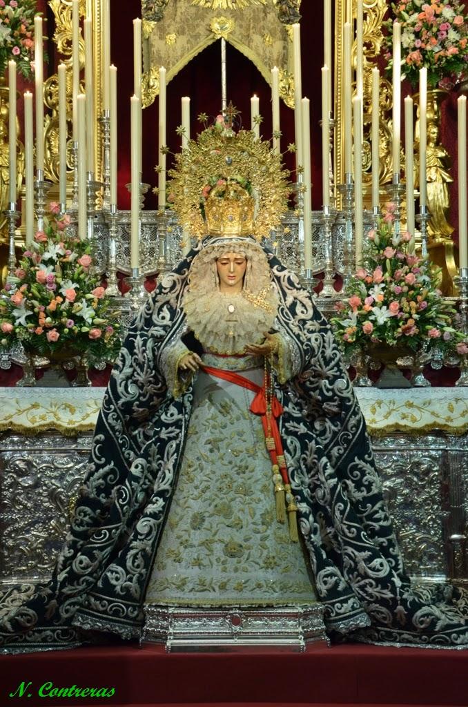 Hdad. Candelaria - Sevilla