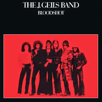 The J. Geils Band's Bloodshot