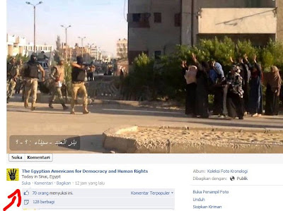 kebohongan pro Morsi