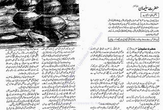 Hazrat-Sulaiman-Alay-Salam