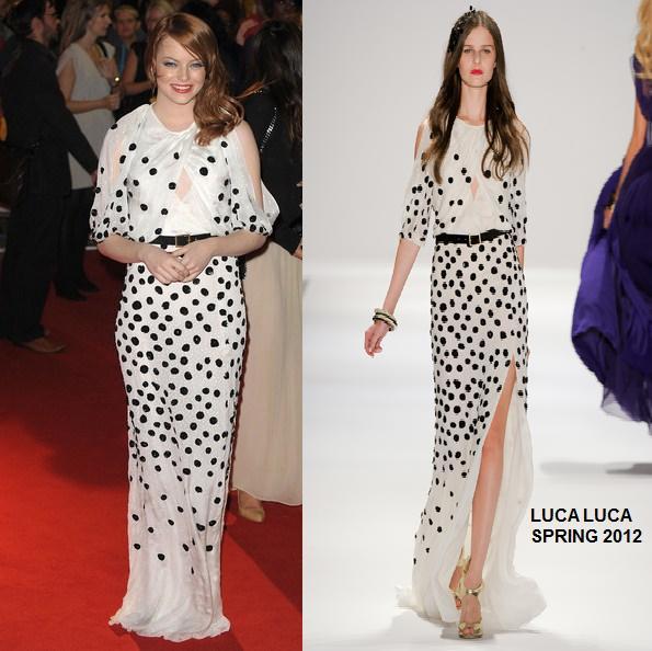Luca Luca Dresses Luca Spring 2012 Dress