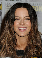 Kate Beckinsale at The Underworld panel during Comic Con