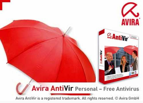 Download Antivirus Avira Terbaru 2013 ( AntiVir Personal )