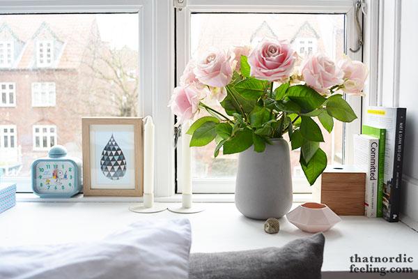Ideas para decorar una habitaci n peque a la garbatella - Tipos de nordicos ...