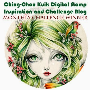 2 x Ching-Chou Kuik Winner