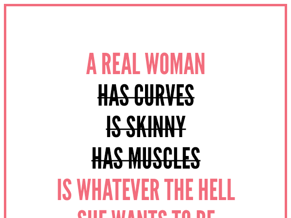Reality check on Real Women