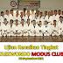 Foto Ujian Kenaikan Tingkat Taekwondo Modus Club