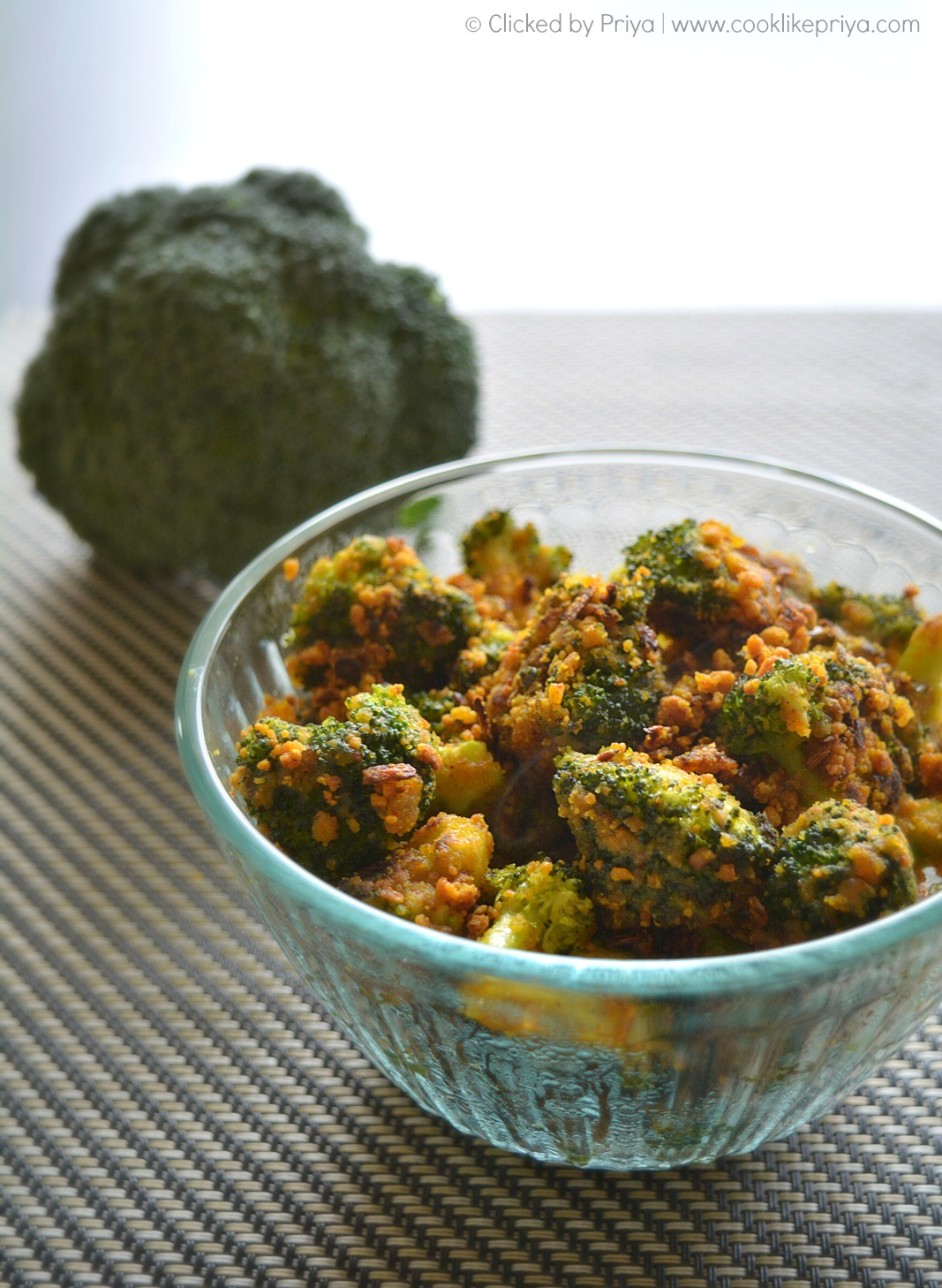 Broccoli Indian Recipe | Broccoli side dish recipe