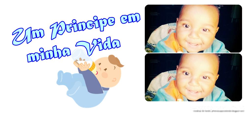 - Um Príncipe em minha vida ♥