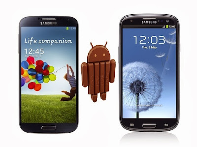 Samsung Galaxy S4 Android 4.4 testing starts