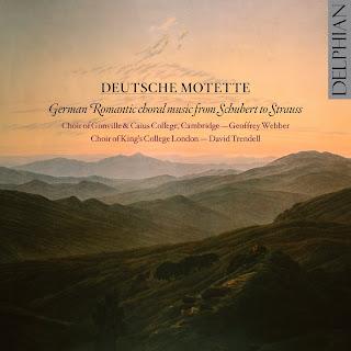 Deutsche Motette - DCD34124