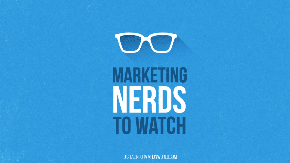 Top Marketing Nerds to Watch in 2014 - #infographic