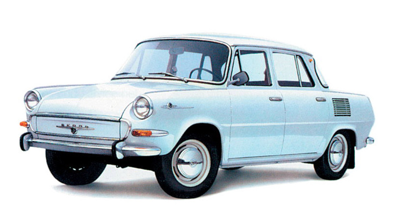 Avengers in time 1964 cars koda 1000 mb