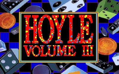 Hoyle game config