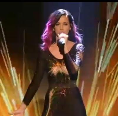 Katy Perry Firework Hair