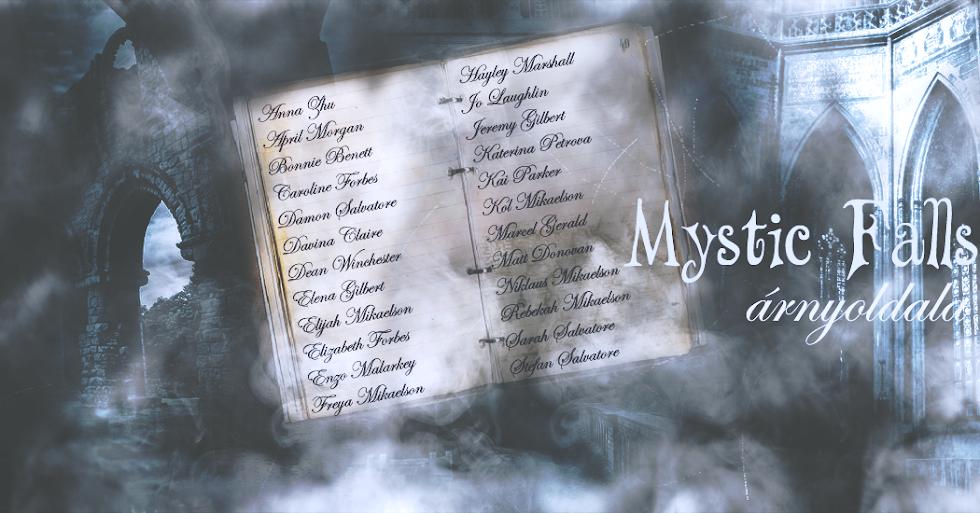 Mystic Falls árnyoldala