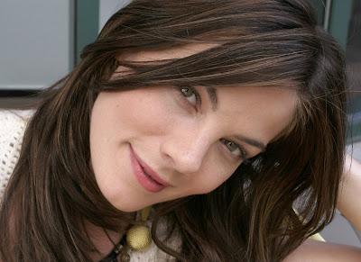 Celebrities eyes wallpaper - Michelle Monaghan
