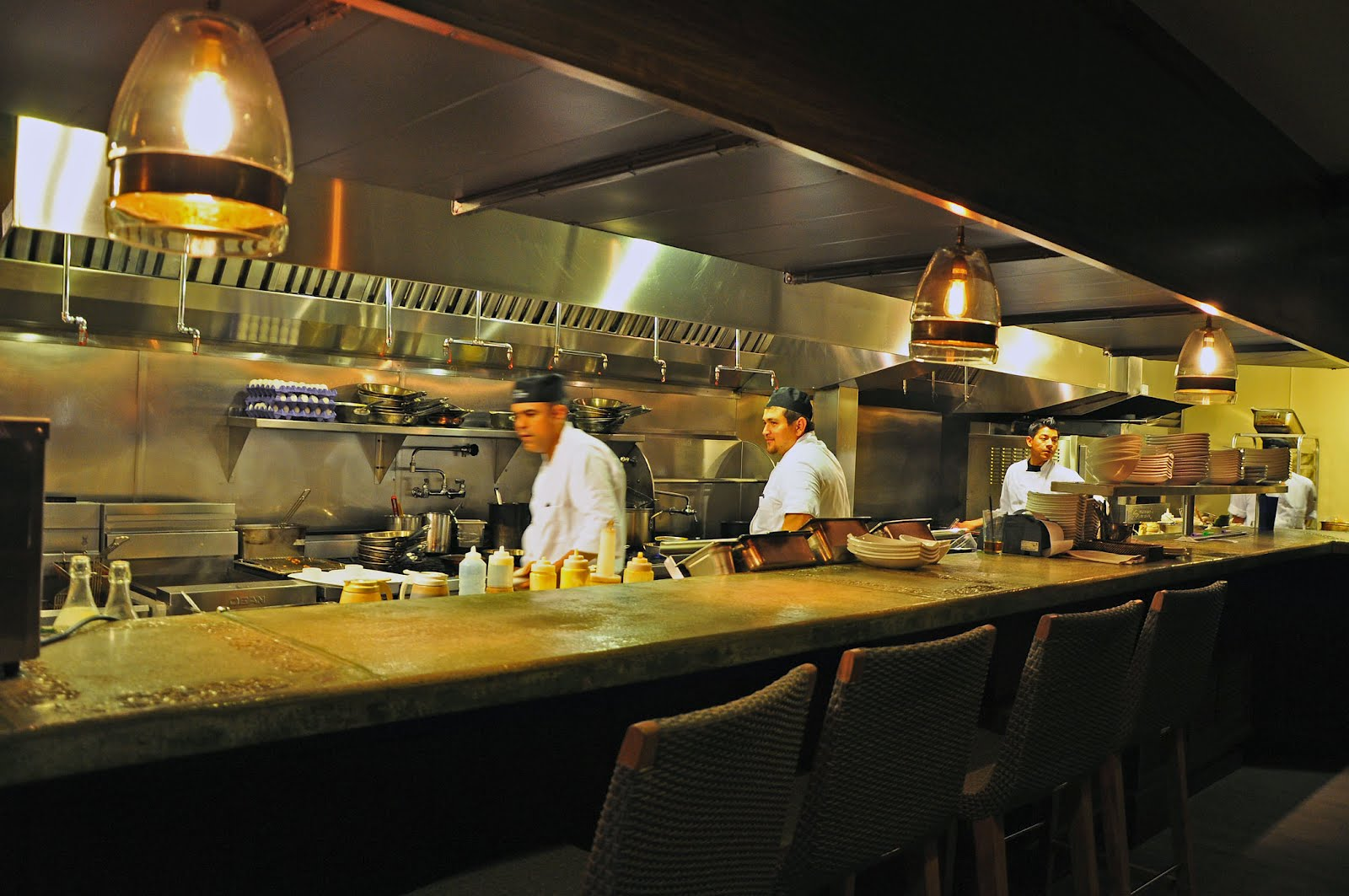 East, West, and Harmony at E & O Asian Kitchen in San Francisco ...