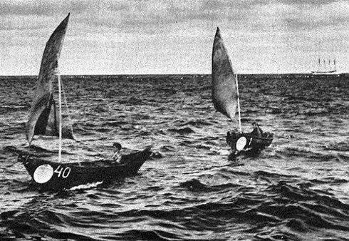 O Pescador de Bacalhau - Capitão do seu Dóri