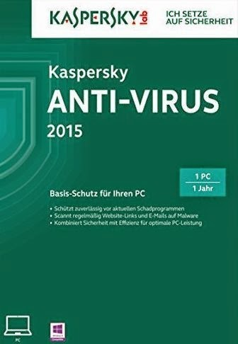 Download Kaspersky Anti-Virus 2015 Final + Ativador