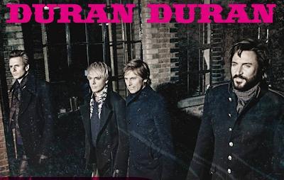 premios pases concierto promocion Duran Duran vh1 Mexico