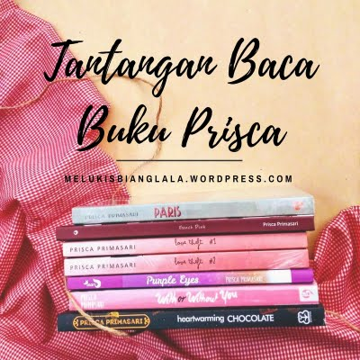 Tantangan Baca Buku Prisca