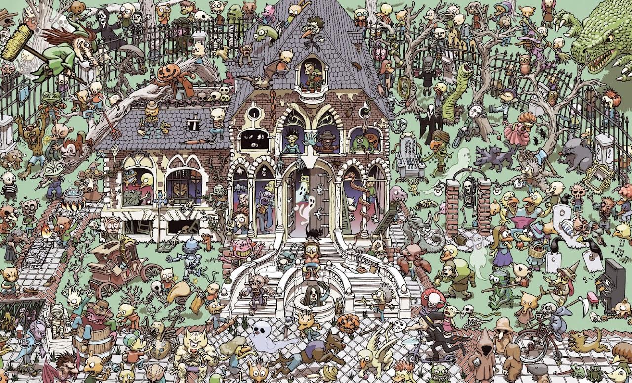 http://1.bp.blogspot.com/-v-3z6P768C4/T3CDVibVYrI/AAAAAAAAAug/5Sl3eEh2mVY/s1600/014+genios+casa+del+terror+color+liviano.jpg