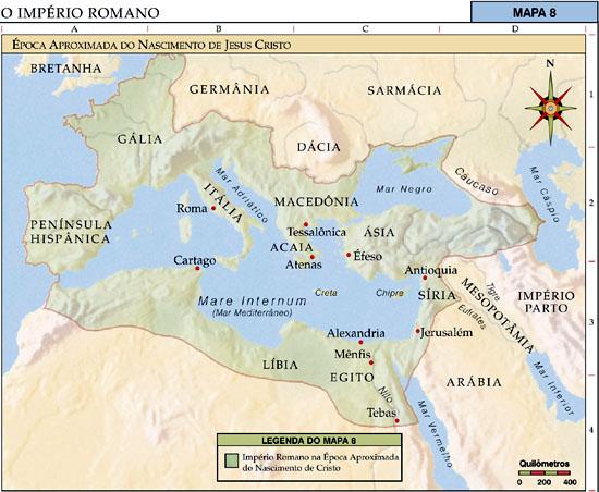 Hist ria p blica imp rio romano mapas for Ministerio del interior ubicacion mapa