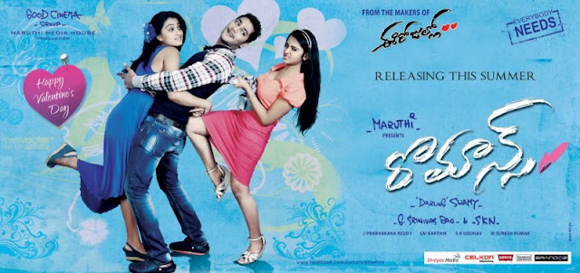Romance Telugu Movie Wallpapers