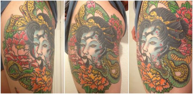 Sometimes sweet tattoo tuesday for Corpus christi tattoo shops