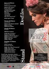 Pasarela Flamenca JEREZ del 11 al 14 febrero 2016